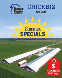 Chick BIZ - Summer Specials - May 2018