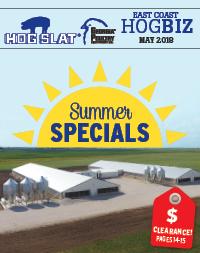 East Coast Hog & Chick BIZ - Summer Specials - May 2018
