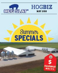 Hog BIZ - Summer Specials - May 2018