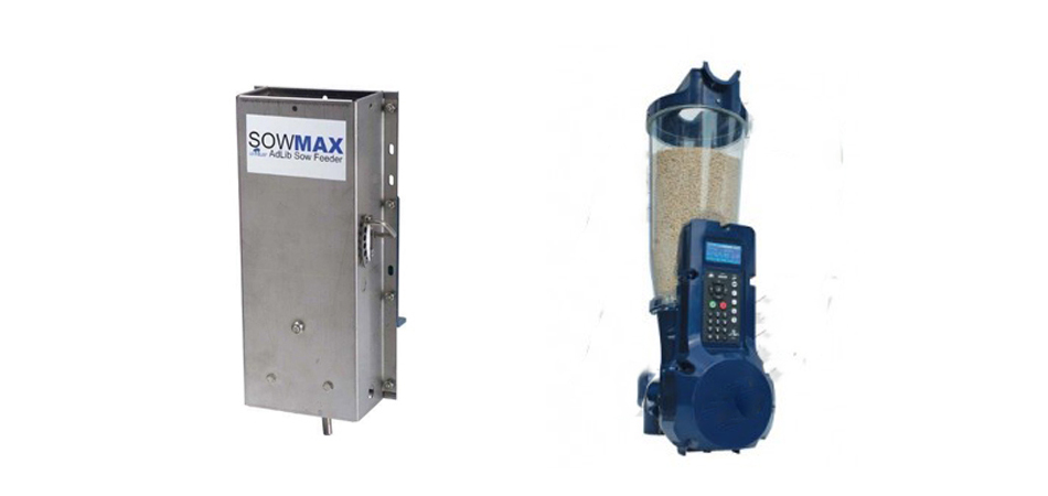 SowMAX & Electronic Feeder