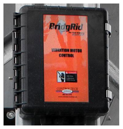BridgRid Vibration Motor Control