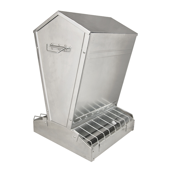 HEF1422 High Capacity Double Sided Chicken Feeder