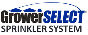 GrowerSELECT Sprinkler System Logo