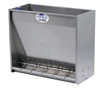 Hog Slat nursery feeder