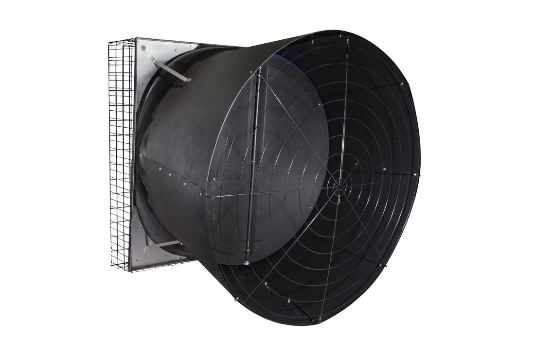 Airstorm Fiberglass Fans | Hog Slat