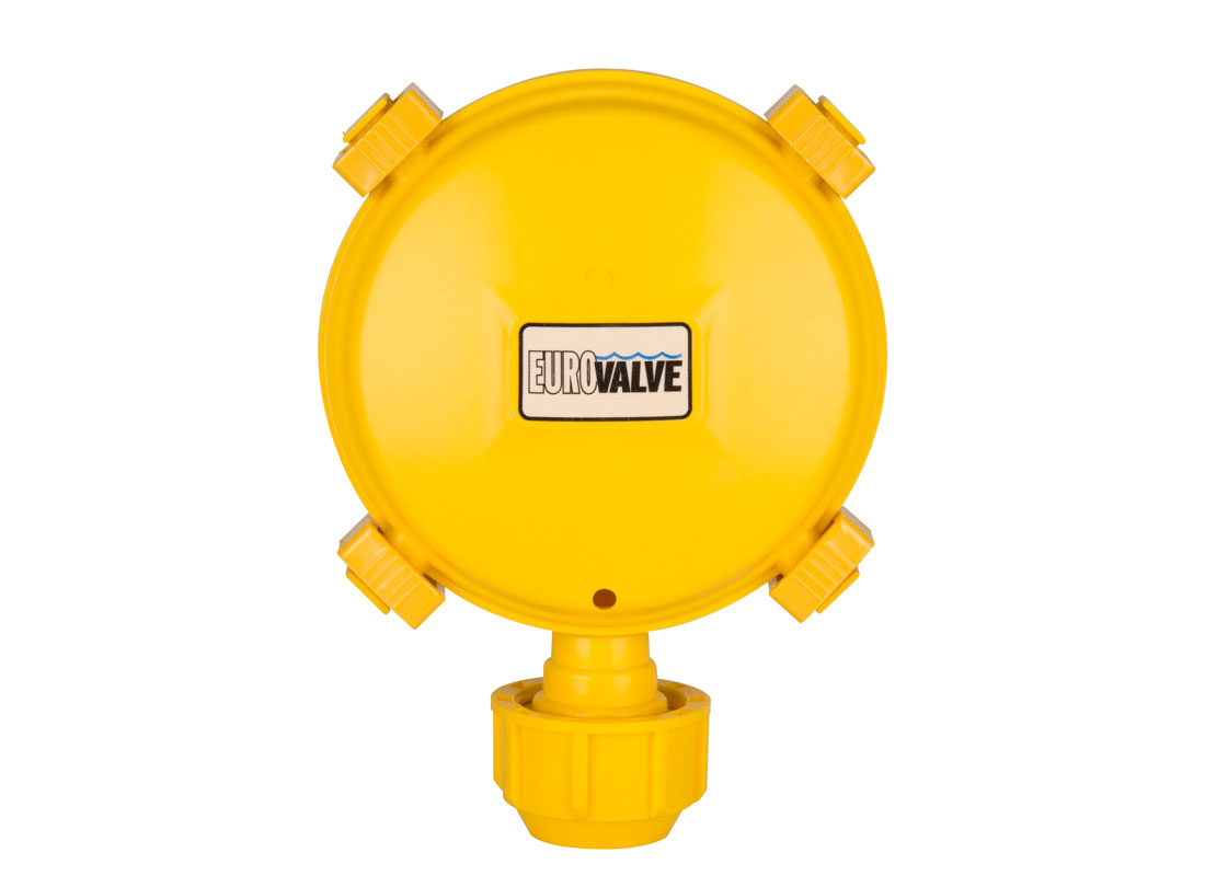 The Hog Slat Euro Valve is an effective, reliable option for maintaining water levels in troughs and tanks used for pig drinking water.