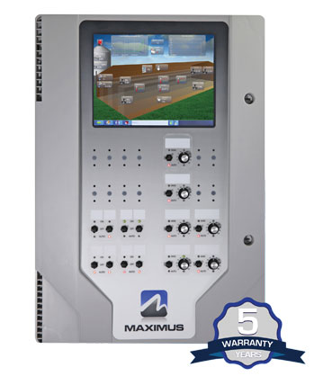 Maximus Systems Controller