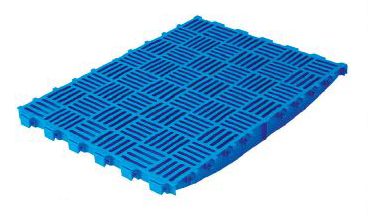 Hog Slat® Plastic Chess Nursery Flooring Panel