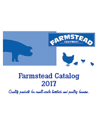 2017 FARMSTEAD Product Catalog Cover Thumbnail