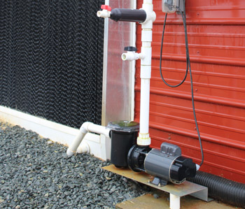 grower Select eval system pump