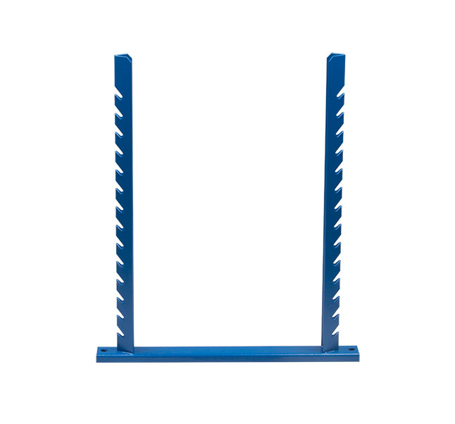 GrowerSELECT® corner stands help keep the feed system level at its lowest position.