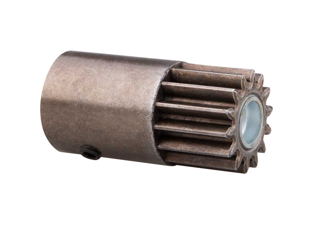 GrowerSELECT gearhead pinions are standard on all GrowerSELECT drive units, and models are available to connect auger motors and gearheads from other brands of flexible auger drive unit components to our line of quality GrowerSELECT replacement parts.