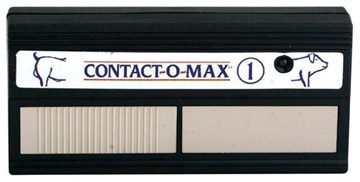 Picture of Contact-O-Max Remote Control White Label 2 Button Freq #1