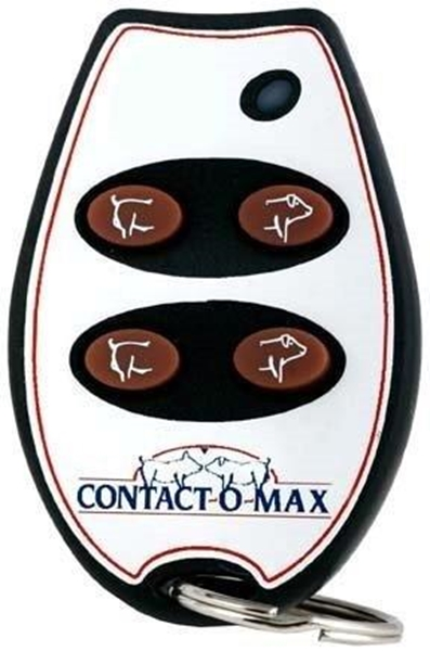 Picture of Contact-O-Max Remote Control Green Light 4 Button Freq #4