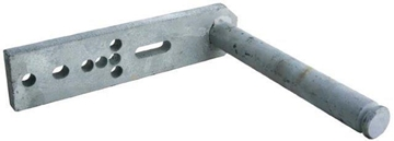 Picture of Contact-O-Mat Jr L-Shaped Roller Bracket