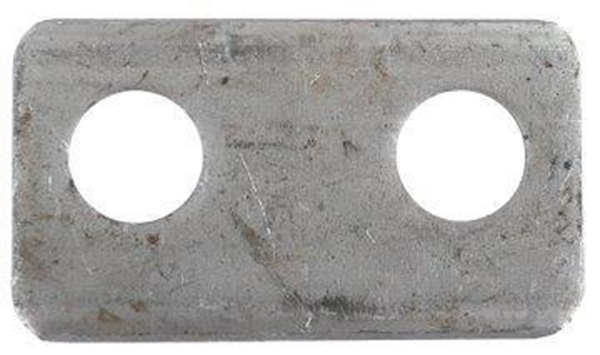 Picture of Two Hole Aisle  Clips