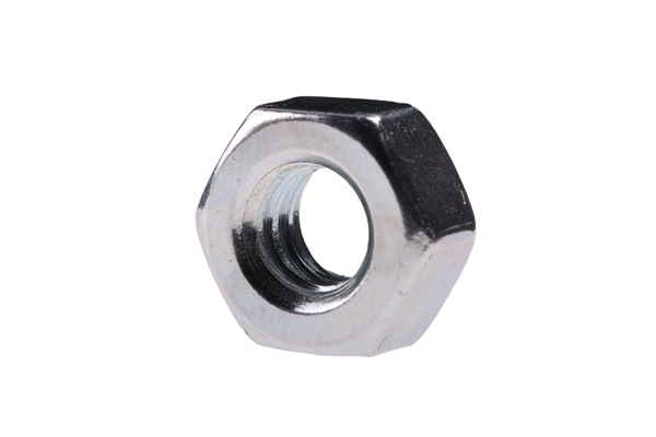 "Picture of 1/4"" nut zinc"