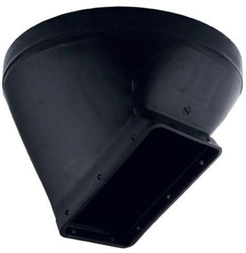 Picture of AP®/ Cumberland® 30° Black Plastic Boot