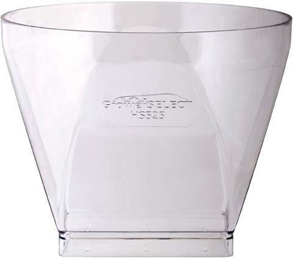 Picture of Grower SELECT® Straight Clear Plastic Bin Boot