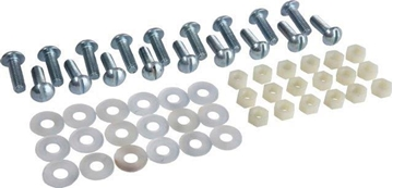 Picture of Grower SELECT® Feed Bin Boot Hardware Package