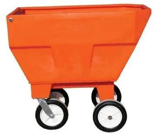 Picture of Highcroft Model 600 Feed Cart/ Pig Mover