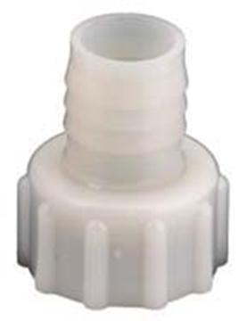 "Picture of 3/4"" Barb x  3/4'' FGHT, Nylon Hose Fitting"