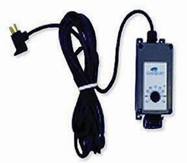 Picture of Hog Slat® Pre-Wired Thermostat w/ 20' Cord (Heat Only)
