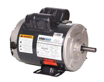 Picture of Grower SELECT® 1 HP 1725 RPM Fan Motor
