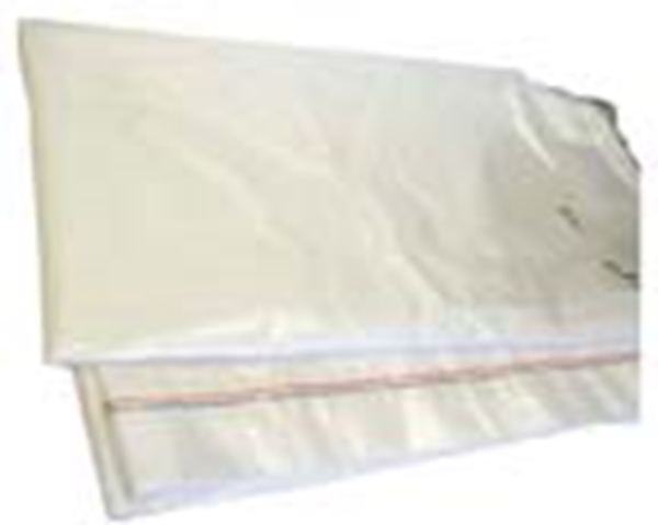 """Picture of 7'0""""  4.2 oz.,  Double Hem Curtain"""