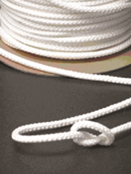 "Picture of Hog Slat® 3/16"" Diamond Braid Cord"