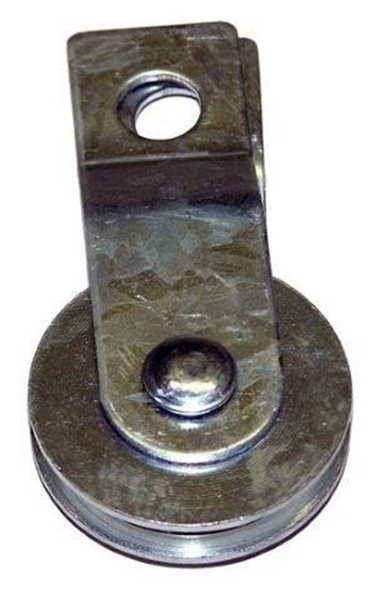 "Picture of 1-1/2"" Stainless Steel Strap Pulley"