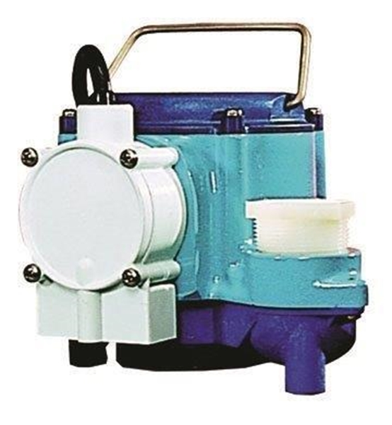 Little Giant® 4/10 HP 54 GPM Submersible Pump - Manual 115V