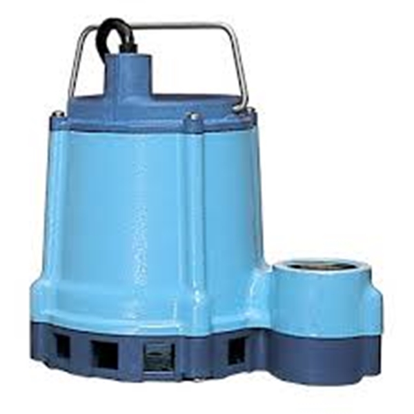 Picture of Little Giant® 4/10 HP 80 GPM Submersible Pump - Manual 115V