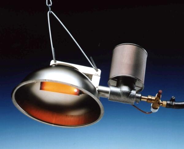 Picture of Gasolec® M2 Infrared Heater LP 3,400 BTU