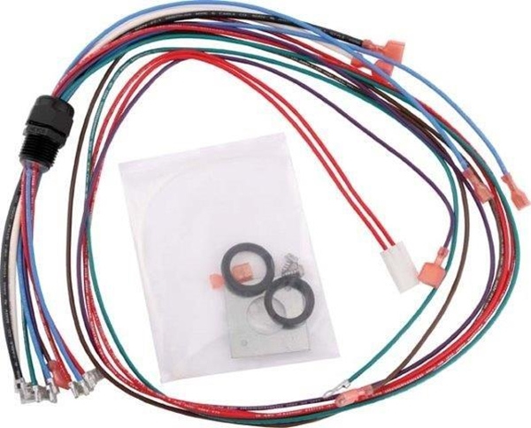 LB White® Wiring Harness Kit for HSI Heaters | Hog Slat on wire leads, wire cap, wire antenna, wire lamp, wire holder, wire connector, wire clothing, wire sleeve, wire nut, wire ball,