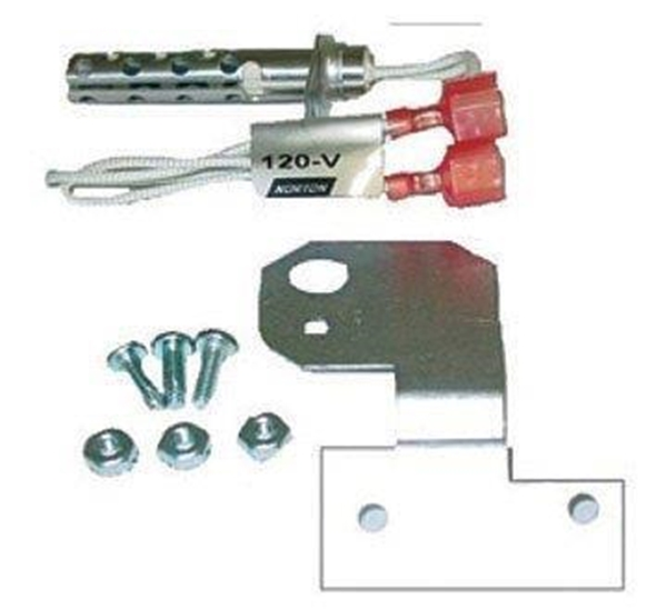 """Picture of Hired Hand® 2"""" Stainless Steel Igniter w/ Conversion Kit"""