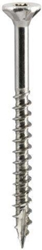 "Picture of #8 x 1-1/2"" Stainless Steel Star Drive Screws"