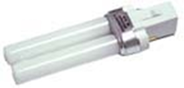Picture of 13 Watt Fluorescent Twin Bulb