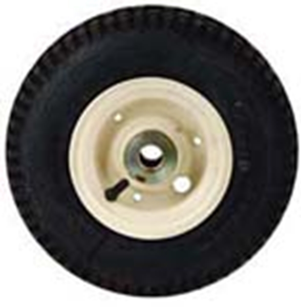 """Picture of 12"""" wheel and tire"""