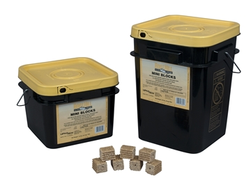 Picture of Boot Hill® Mini Blocks, 20 lb. pail