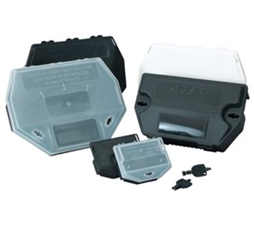 Picture for category Rodent Bait Stations & Traps