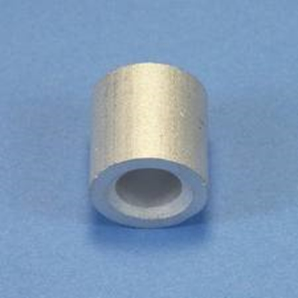 """Picture of 1/8"""" Aluminum Button Stop"""