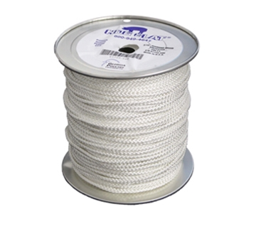 "Picture of 3/16"" Solid Braid Poly Cord"