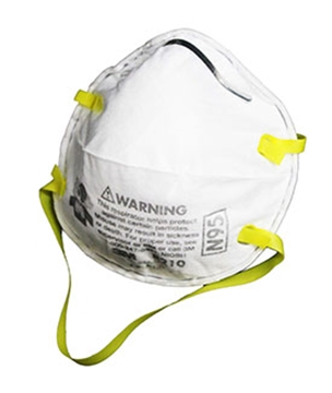 Picture of 3M™ Particulate Respirator 8210 N95