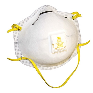 Picture of 3M™ Particulate Respirator 8516 N95