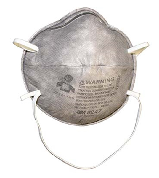 Picture of 3M™ Particulate Respirator 8247 R95