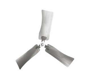 "Picture of Stir Fan Blades 36"" - 5/8"" bore"