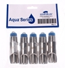 "Picture of Aqua Series 1/2"" Finish Water Nipple"