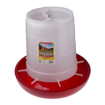 Picture of 22 lb Hanging Chicken Feeder