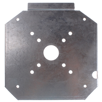 Picture of Motor Mounting Plate for C80 Heater